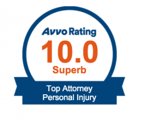 Robert Craven Top Personal Injury Lawyer RI, AVVO Lawyer RI, Personal Injury RI