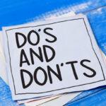 Do_Don't_List
